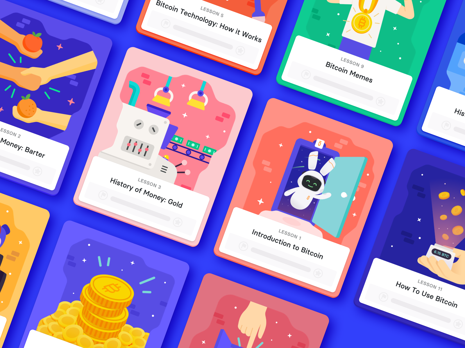 Creativity, craft, and Bitcoin