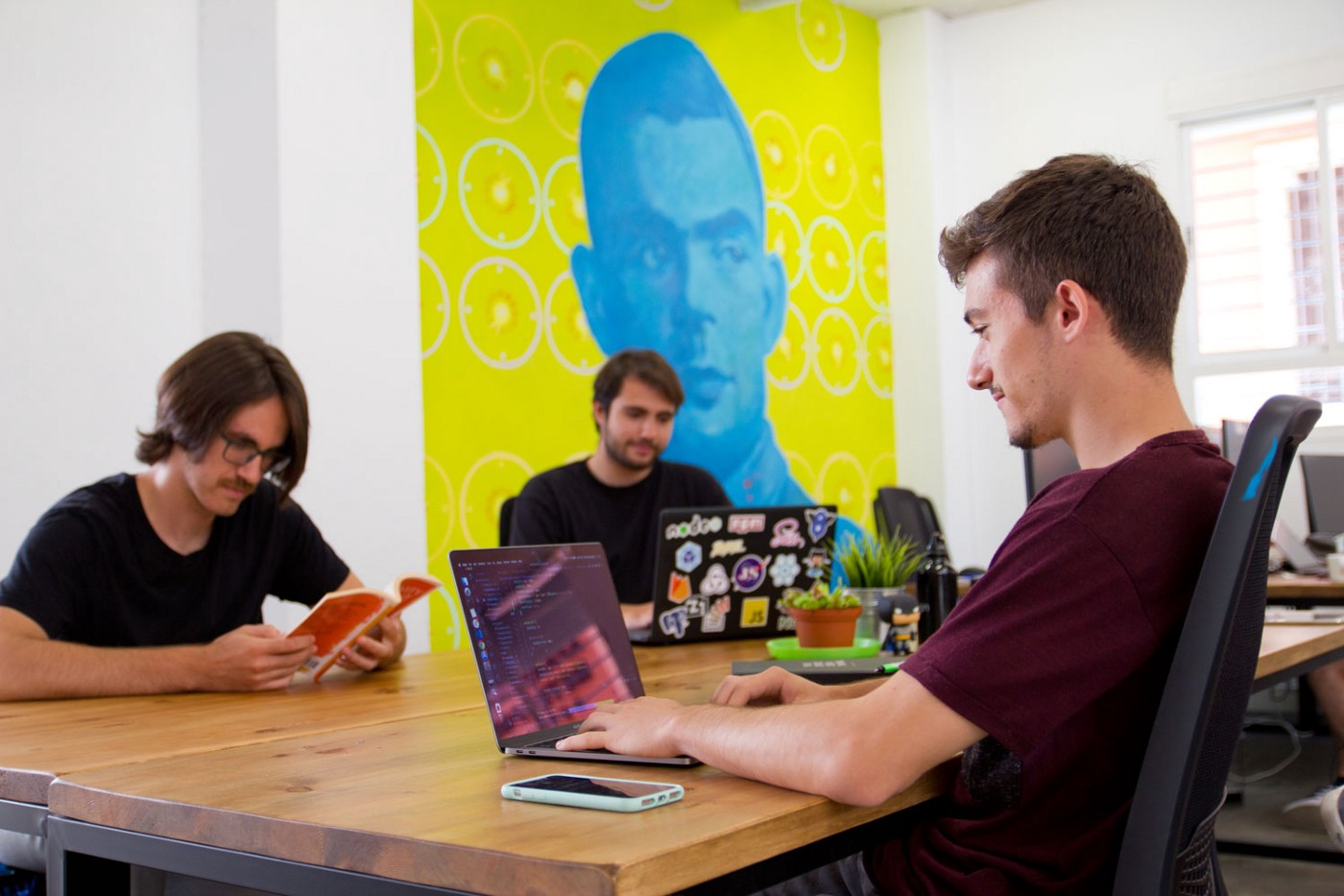 The importance of choosing a cool company for your software internship
