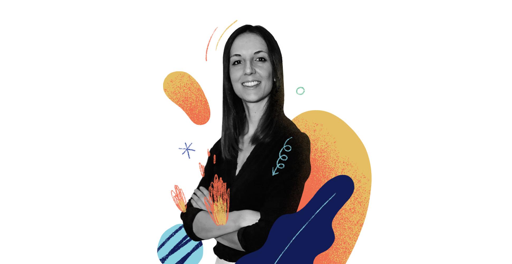 María Peláez, React Native Developer at Z1.