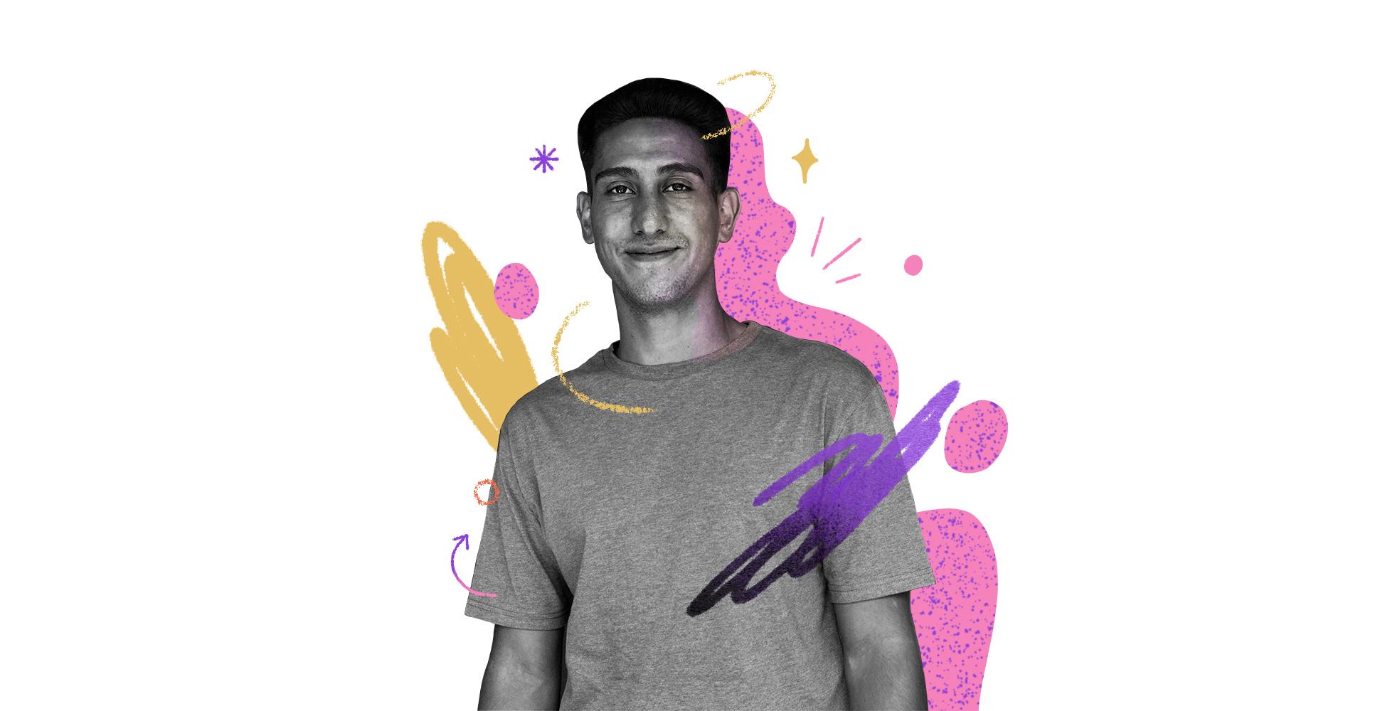 Musta Kadem, Back-end Developer at Z1