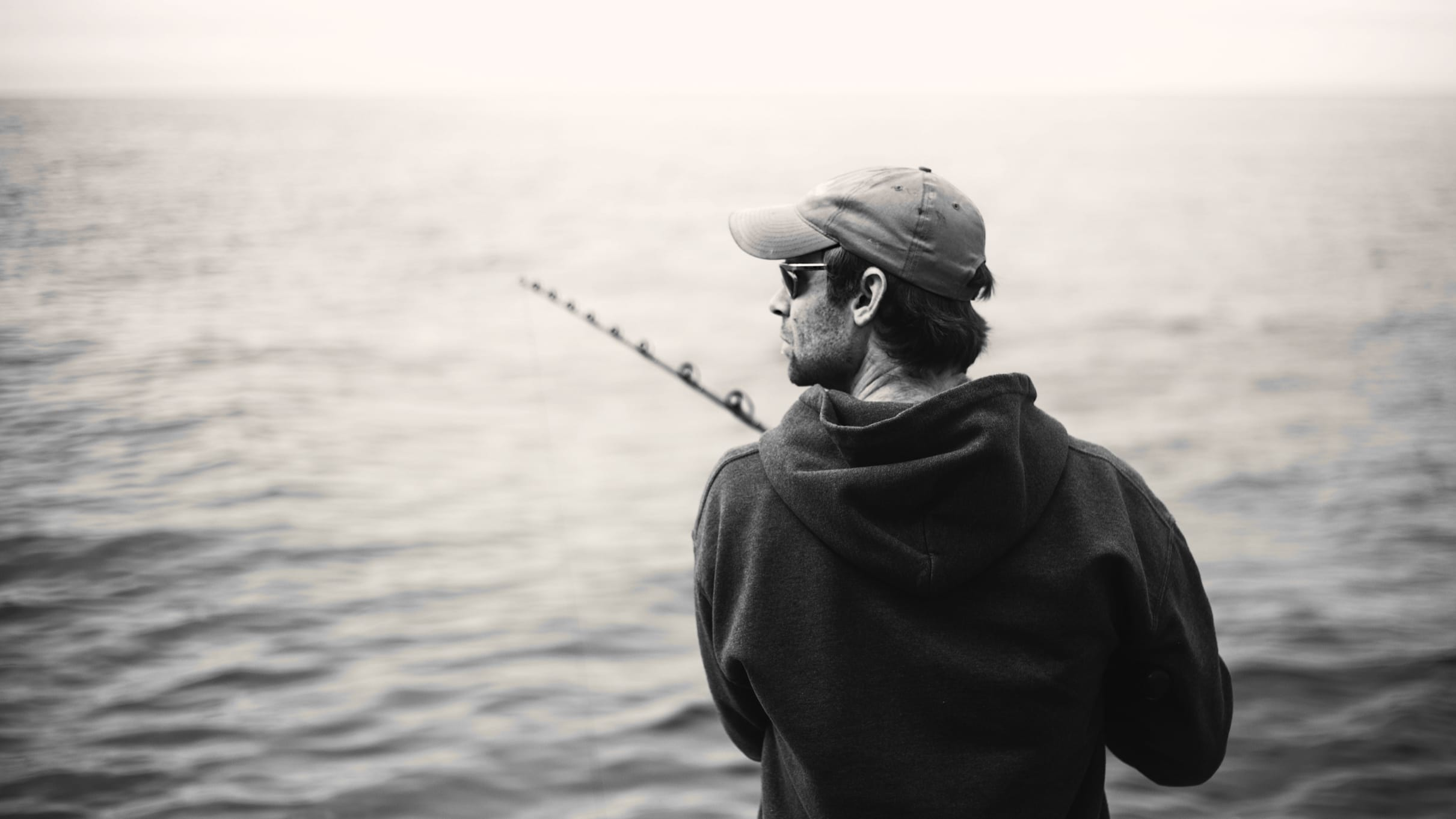 David Bayes owner of DeepStrike Sportfishing in Homer, Alaska