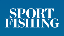 sport fishing magazine logo