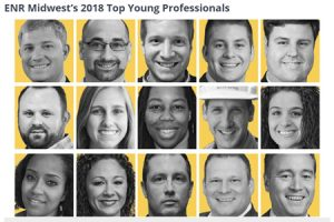 2018 ENR Midwest's Top Young Professionals