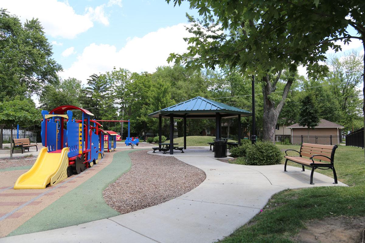 Virginia Reed Park