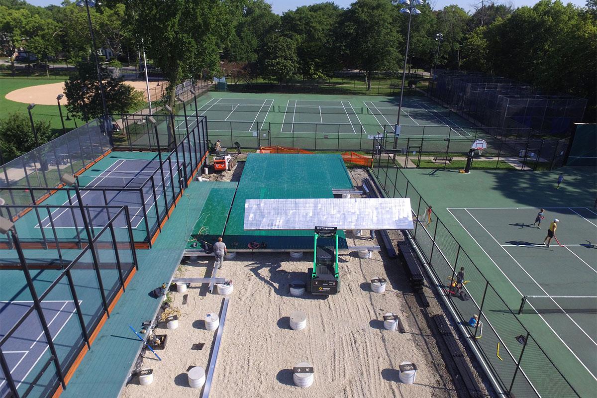 Platform Tennis Courts