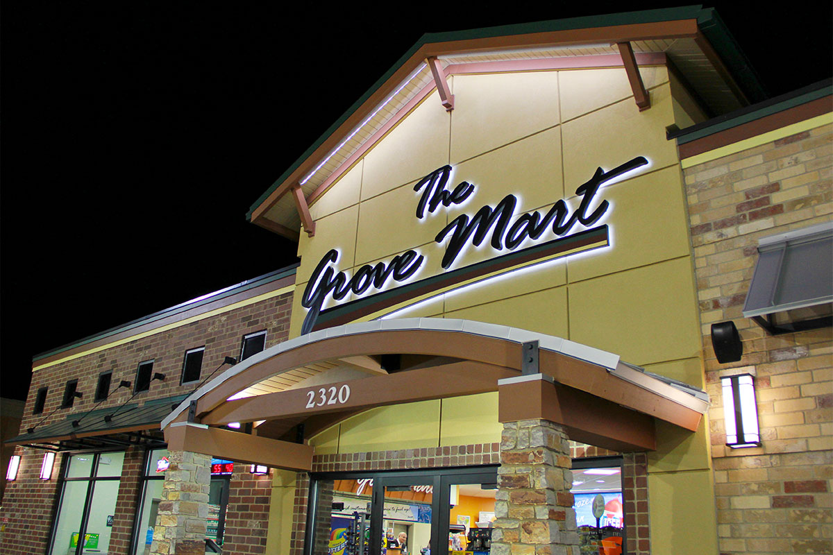 The Grove Mart and Shell