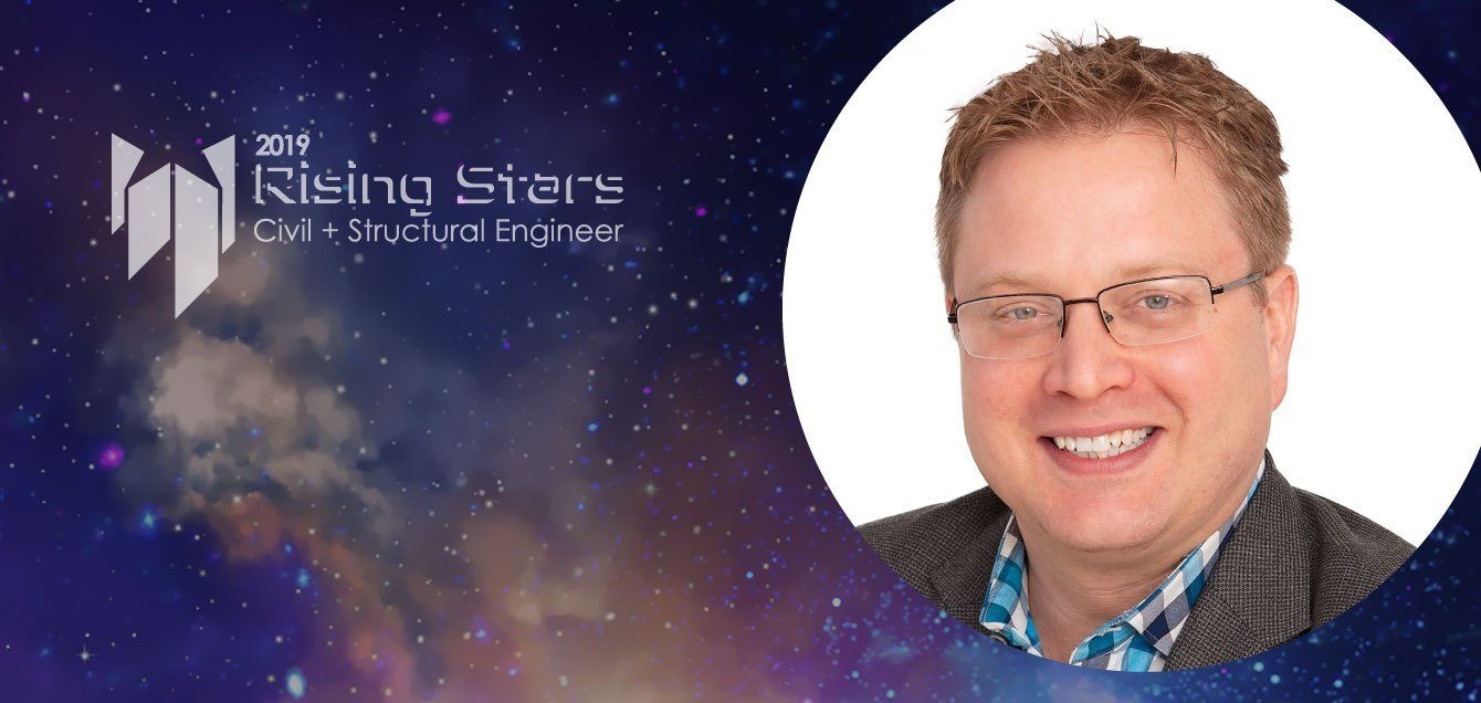 2019 Rising Star in Civil & Structural Engineering