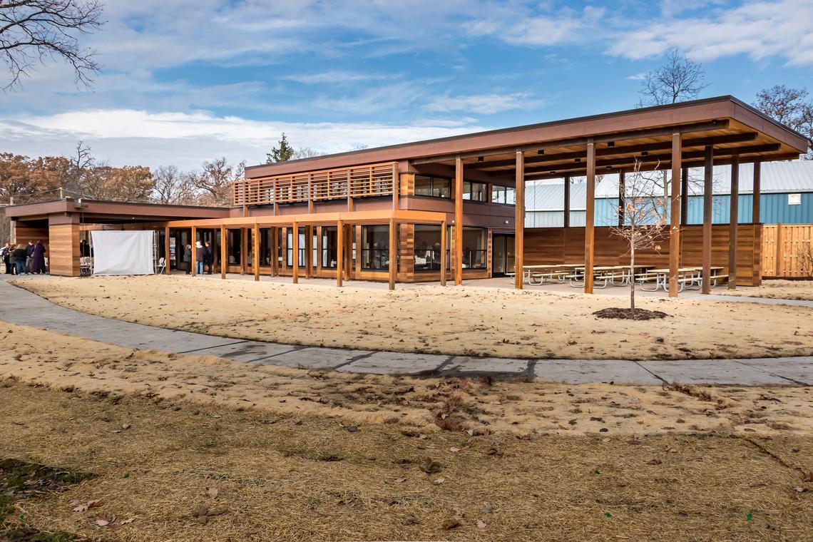 Cabin Nature Center