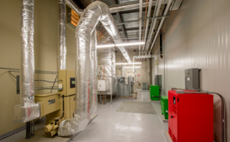 Clearing the air: HVAC systems and COVID-19 mitigation