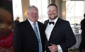 WT Group's Troy Triphahn chairs Children's Advocacy Center gala supporting services for abuse victims