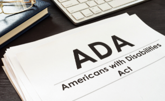 Enforcement of the Americans with Disabilities Act in 2021