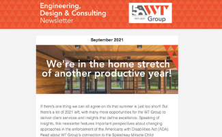 Check out the latest WT Group Newsletter!