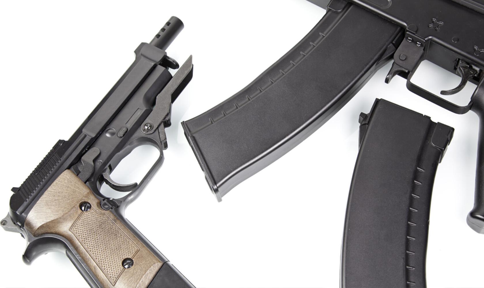 Convicted Felon Firearm Possession