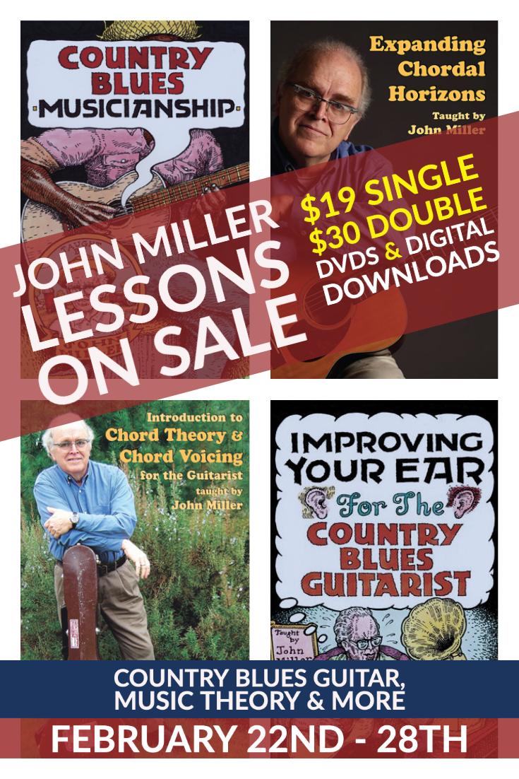 JOHN MILLER SALE