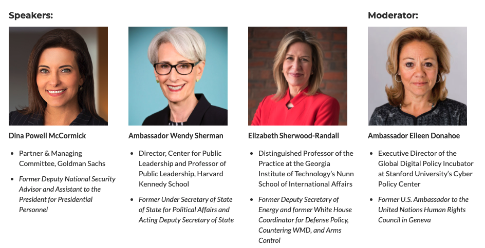 LCWINS Webinar Series Kickoff: How to Succeed in the Political Appointments Process