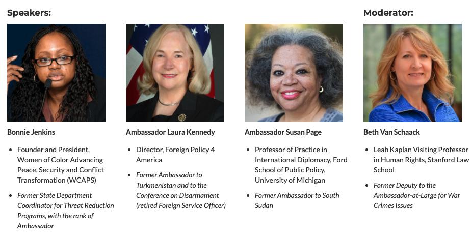 Political Ambassadorships: Special Considerations