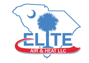 elite air and heat logo