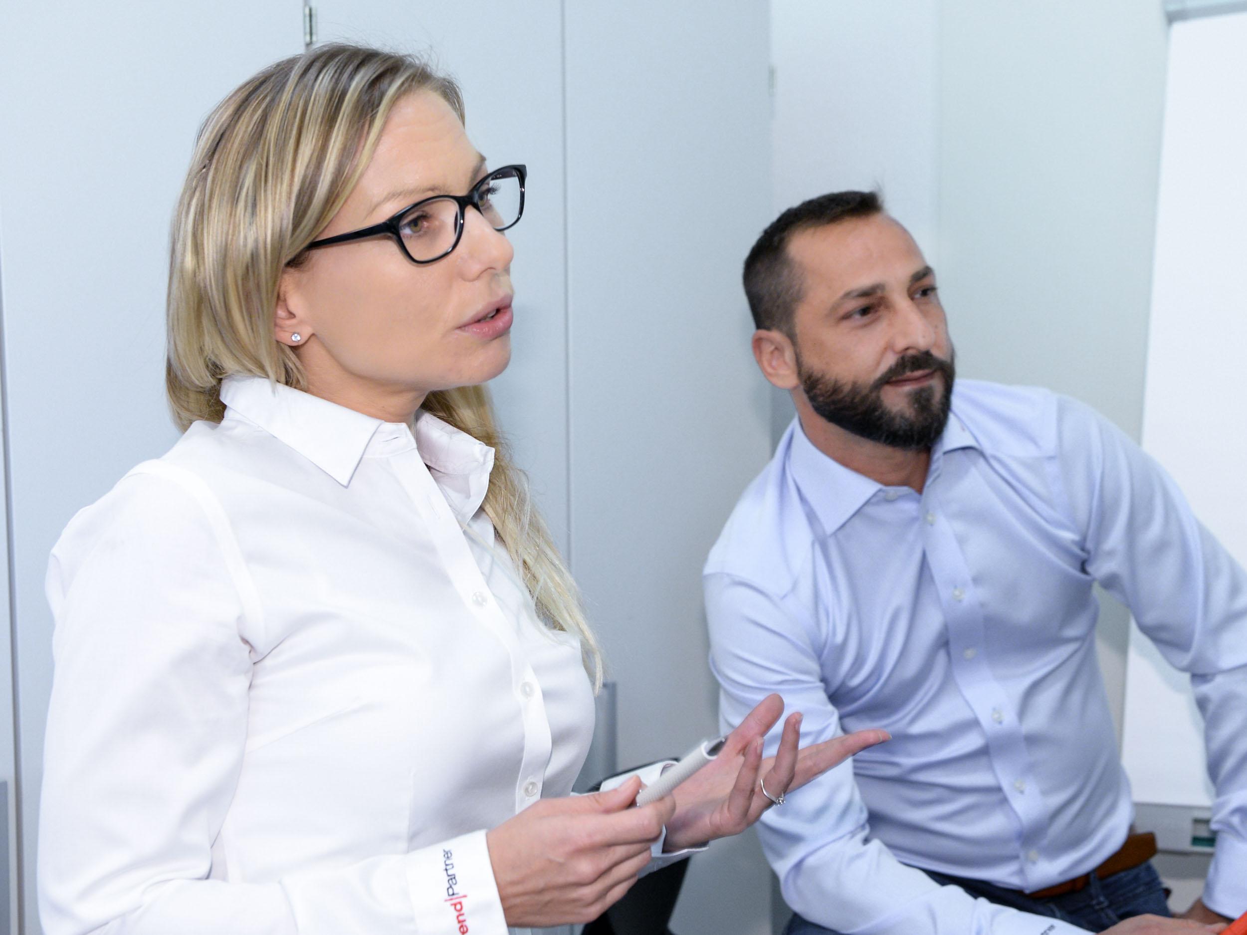 Beratung für Firmen