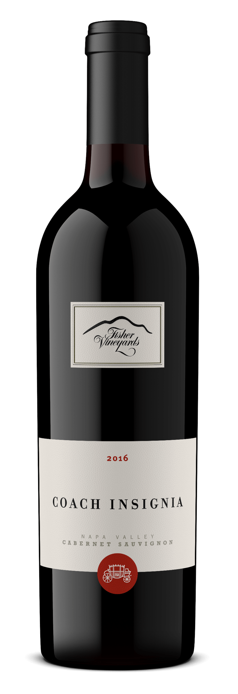 2016 Coach Insignia Napa Valley Cabernet Sauvignon bottle
