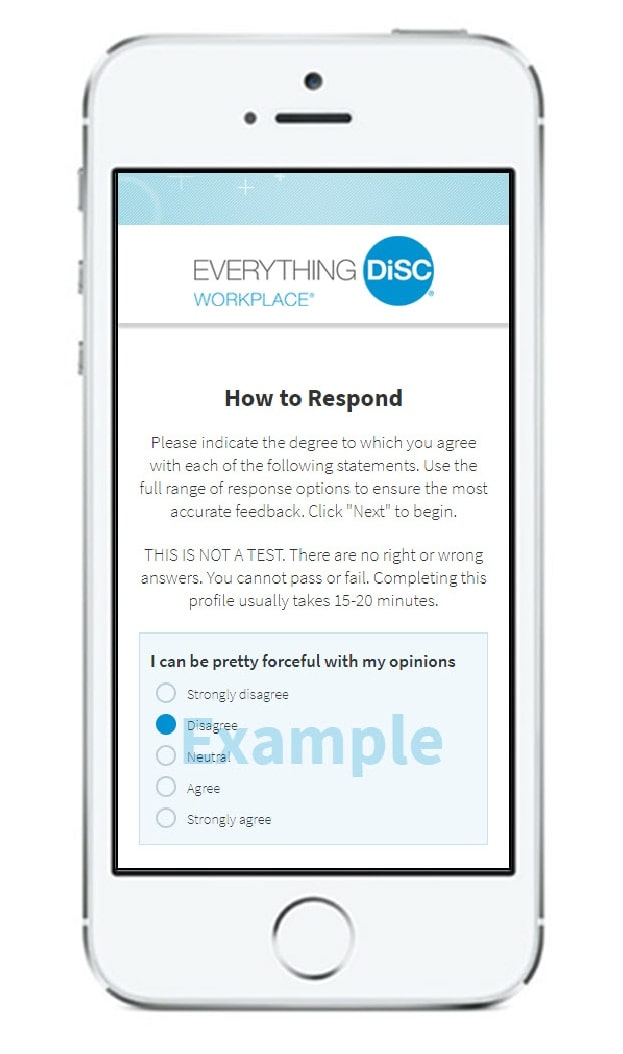 Everything DiSC Mobile Picture