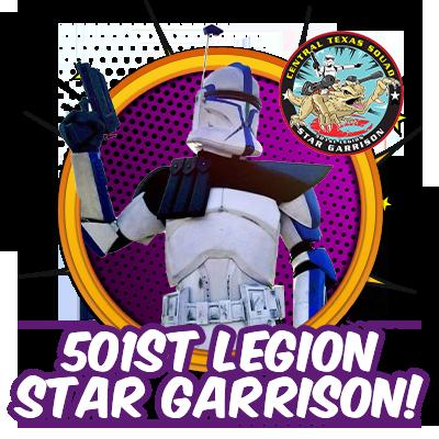 501st Legion - Star Garrison