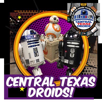 Central Texas Droids