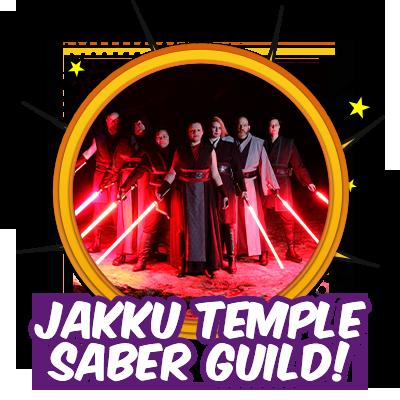 Jakku Temple - Saber Guild