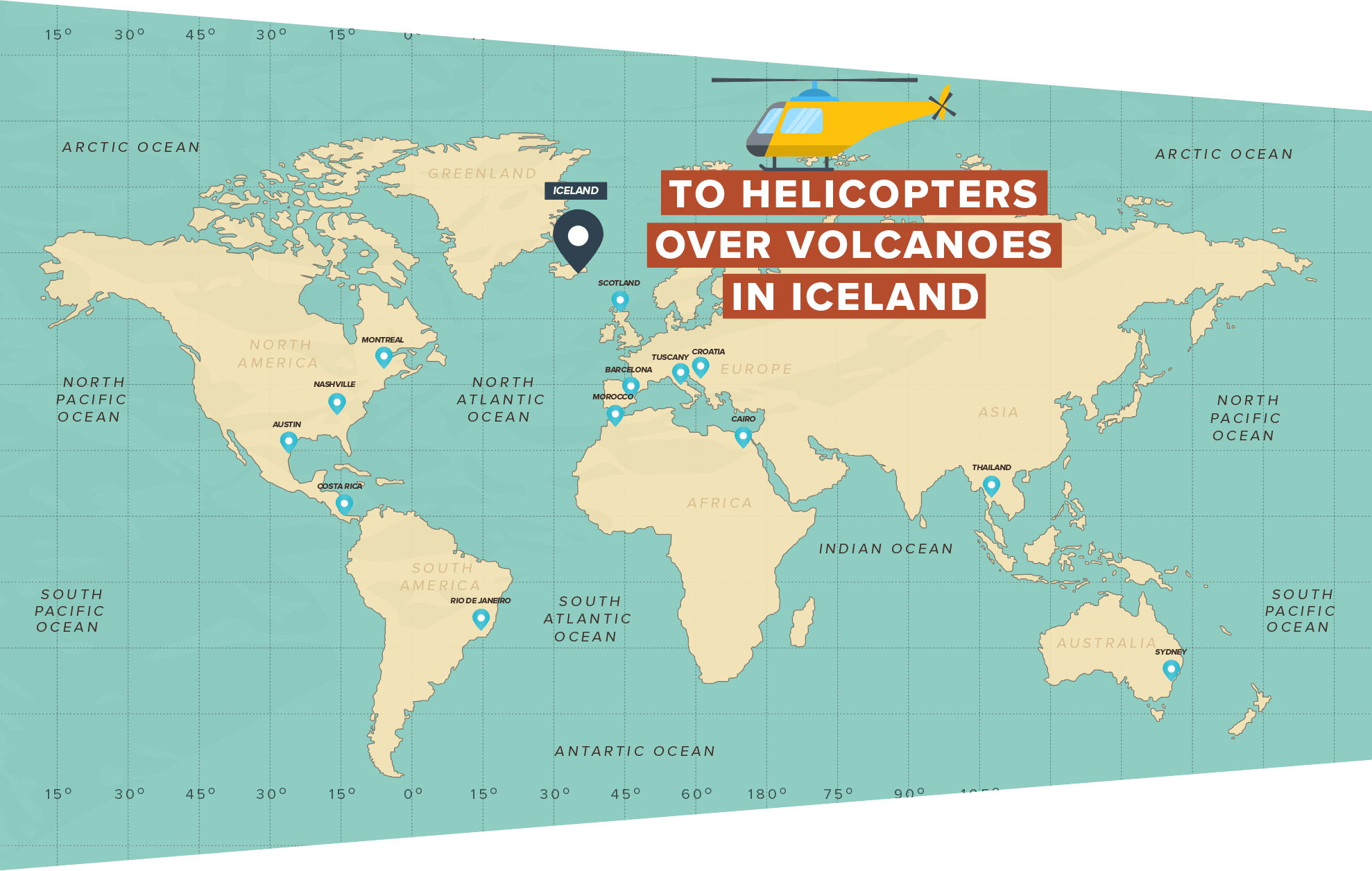 Company Retreat Iceland