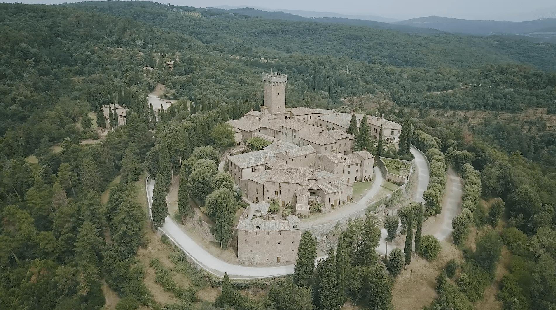Company Retreat in Italy