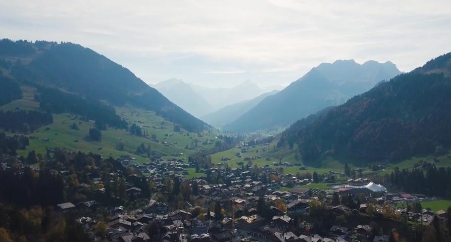 Company Offsite in Switzerland