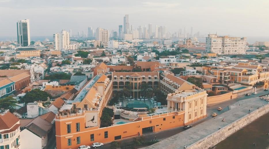 Incentive Trip to Cartagena Colombia
