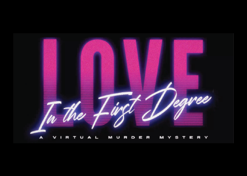 Love in the First Degree Logo