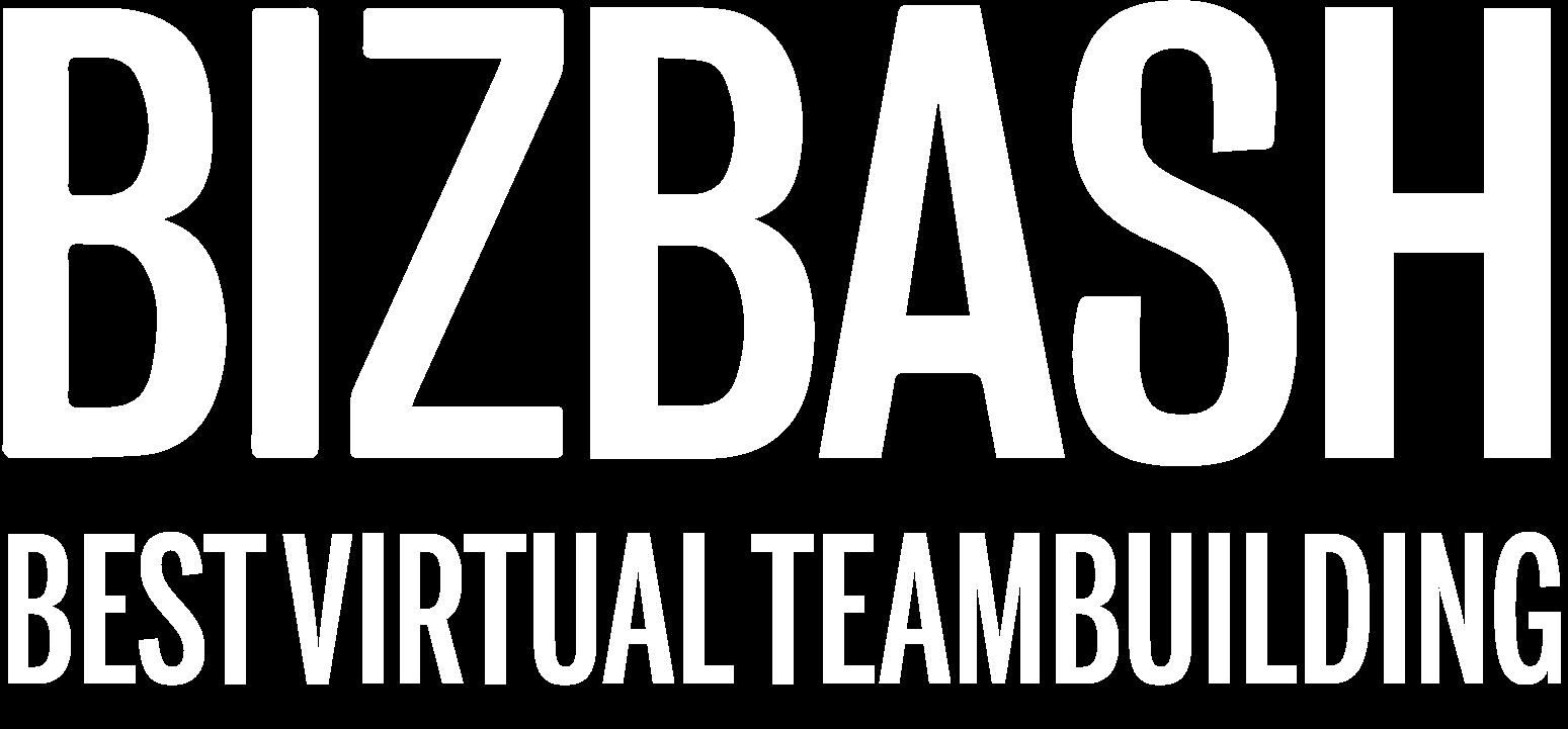 BizBash Logo | Best Virtual Teambuildng Award
