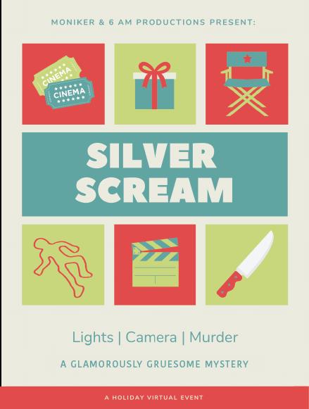 A Virtual Murder Mystery Game