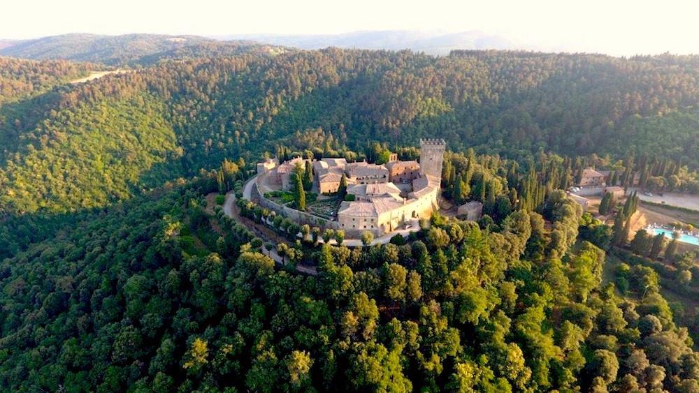Best company retreat destination in Tuscany