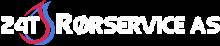 Logo, 24T Rørservice AS