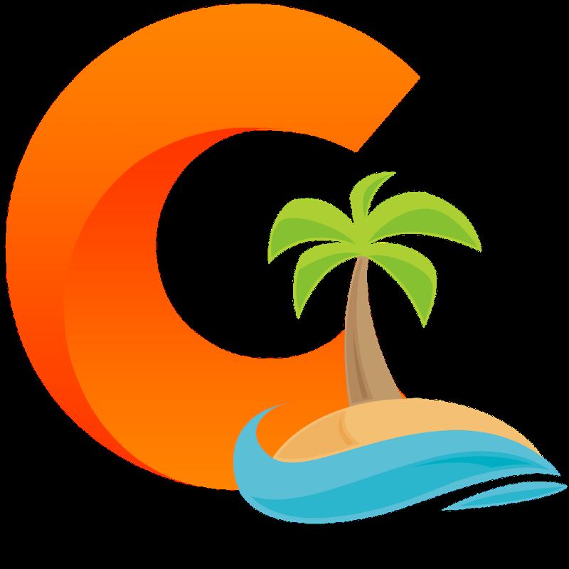 The logo for Caribbean Inn.
