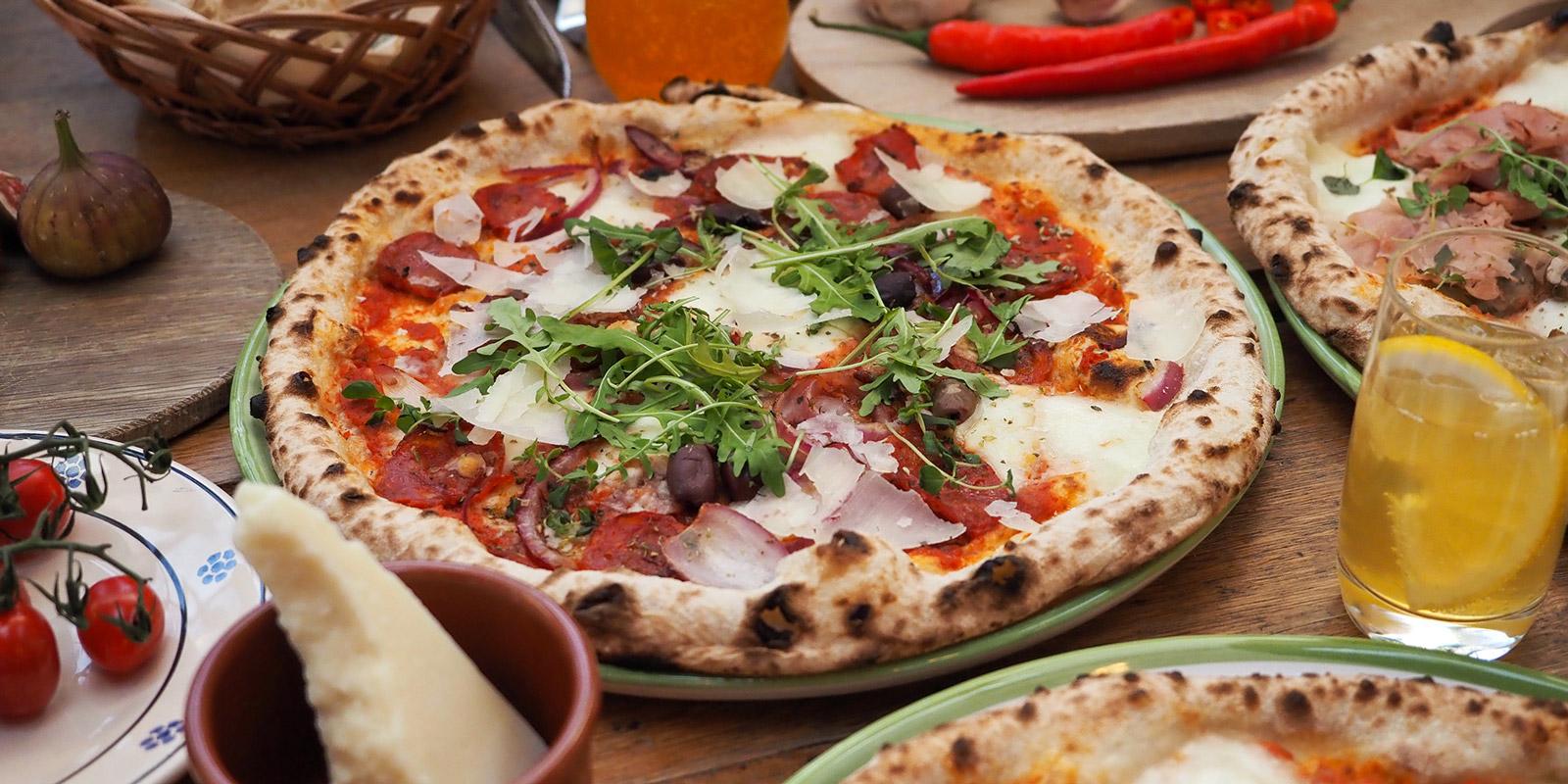Villa Paradiso Pizza Hjemme