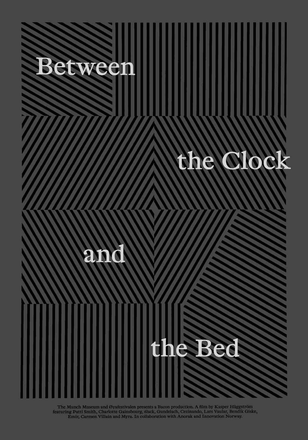 Between the Clock and the Bed