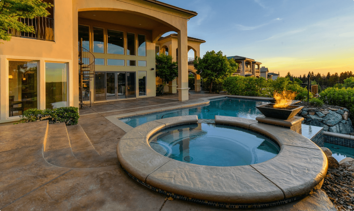 flexible pool and spa solution