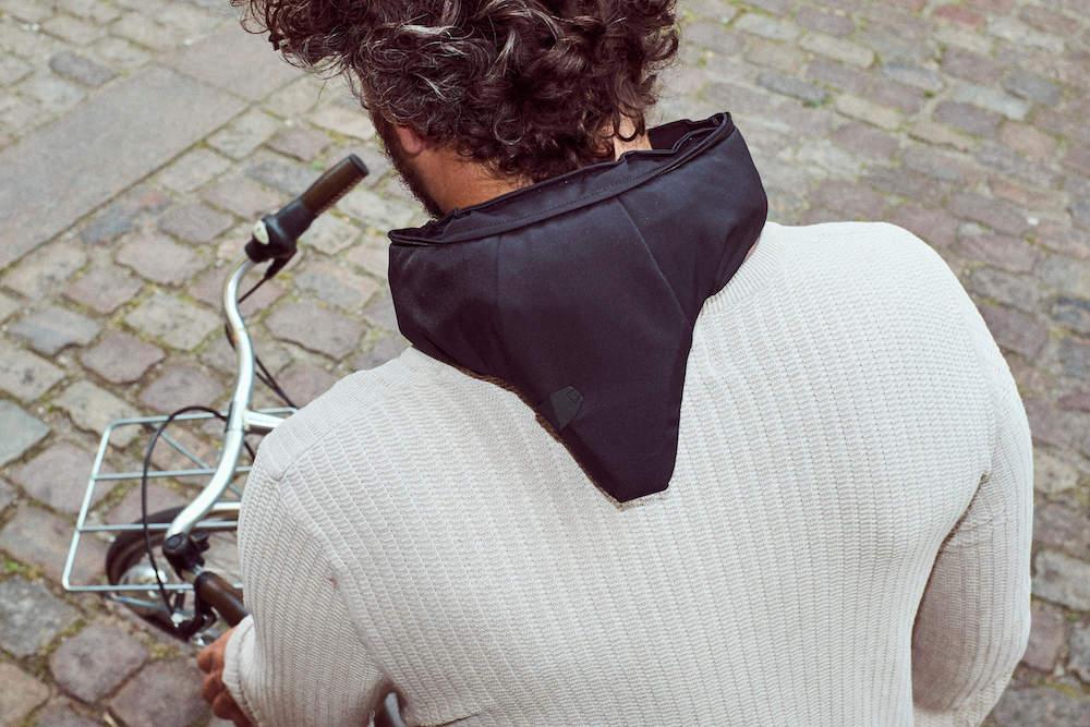 Den smarte Hövding cykelhjelm er ikke ligefrem billig. Hos Undo tilbyder vi at forsikre den.