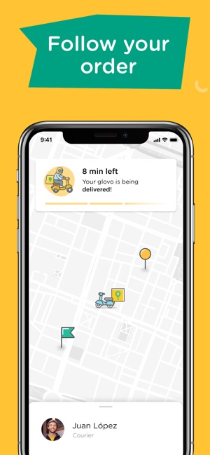 Glovo-More Than Food Delivery on the App Store