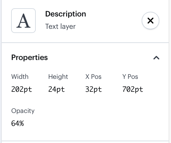 Marvel: Opacity in the container properties