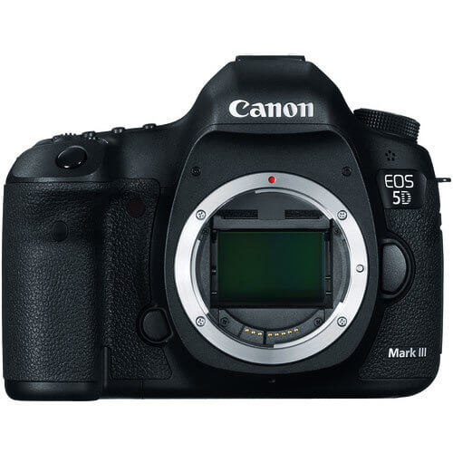 Canon  EOS 5D Mark III - Body Only - Black