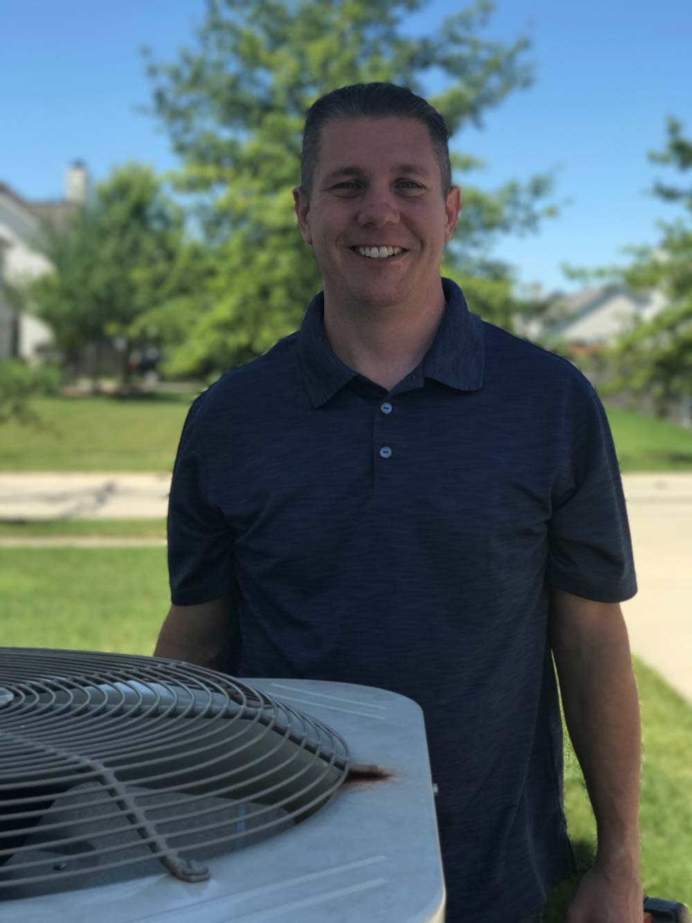 Johnnie Firari of Good Guys Heating and Air Conditioning