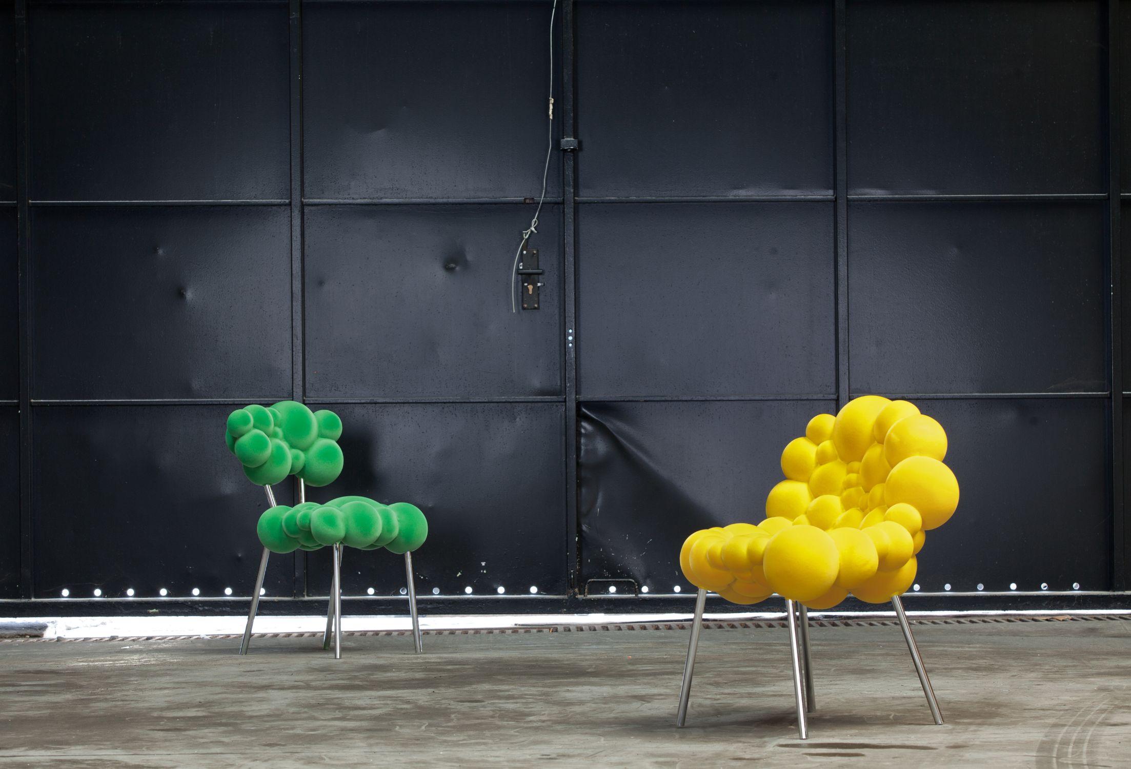 Mutation Dining Chair Prototypes