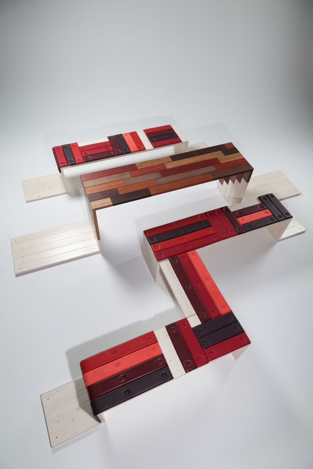 Transformations Fluid Benches