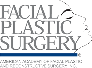 Logo for Facial Plastic Surgery American Academy of Facial Plastic and Reconstructive Surgery