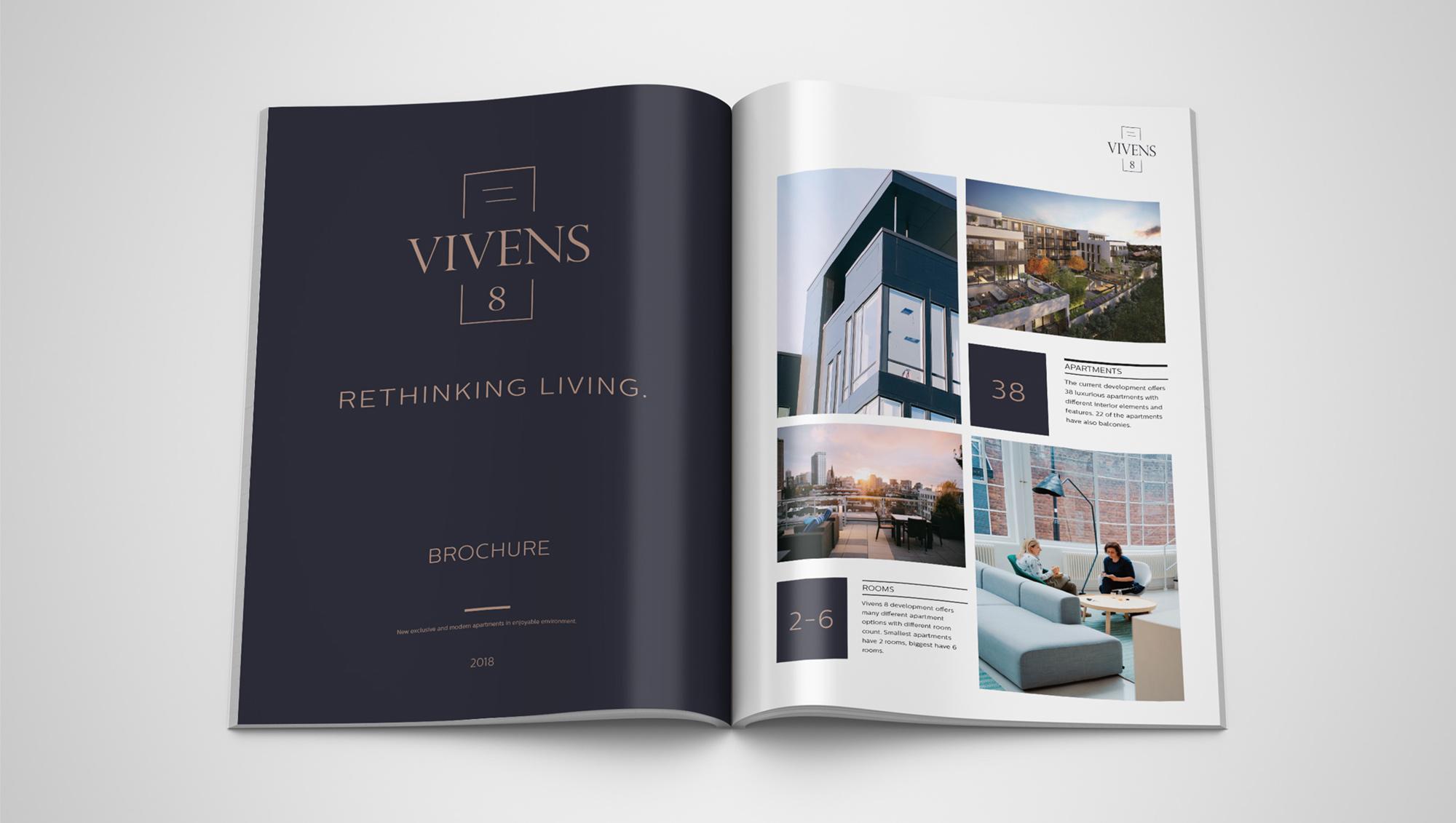 immobilien branding design real estate property development