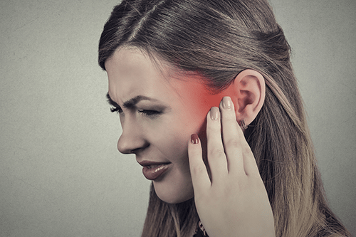 Eustachian Tube Dysfunction can cause loss or difficulty hearing plus other painful effects.
